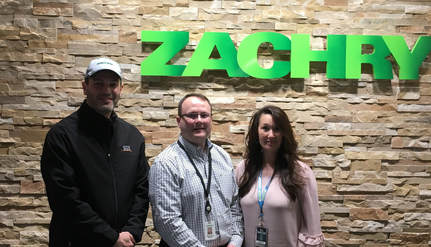Zachry Certifies to 9K15